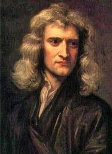 Newton construiu diretamente suas idéias sobre as de Ibn al-Haytham