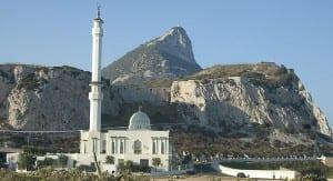 Mesquita Estreito de Gibraltar