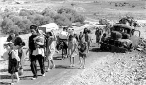 Refugiados palestinos em 1948