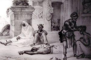 Escravos muçulmanos na Bahia, Brasil