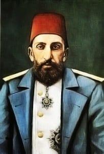 No final de 1800, Sultão Abdulhamid II tentou trazer de volta o caráter islâmico do Império Otomano.