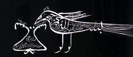 Um pássaro que fala glorifica Allah