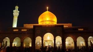 Templo de Sayyida Zaynab em Damasco