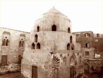 Tumba de Shajar al-Durr