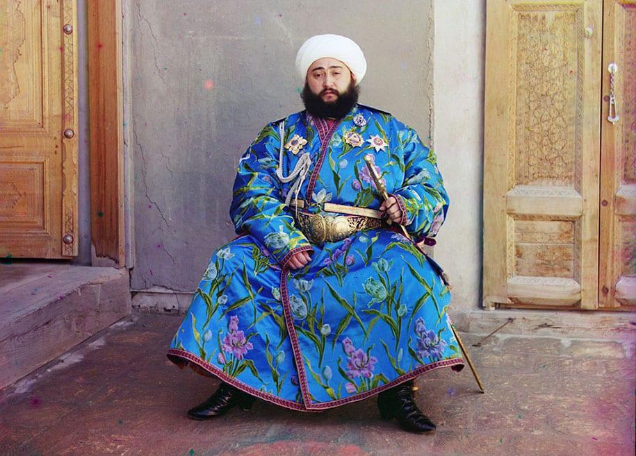 Emir de Bukhara