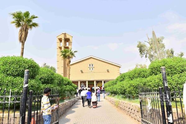 Igreja Nossa-Senhora-da-Arábia (Kuwait City)