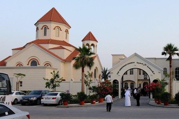 Igreja Armênia dos Santos Mártires (Abu Dabi)