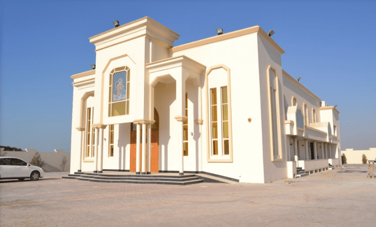 Igreja Ortodoxa Saint-Mary (Ras al-Khaimah)