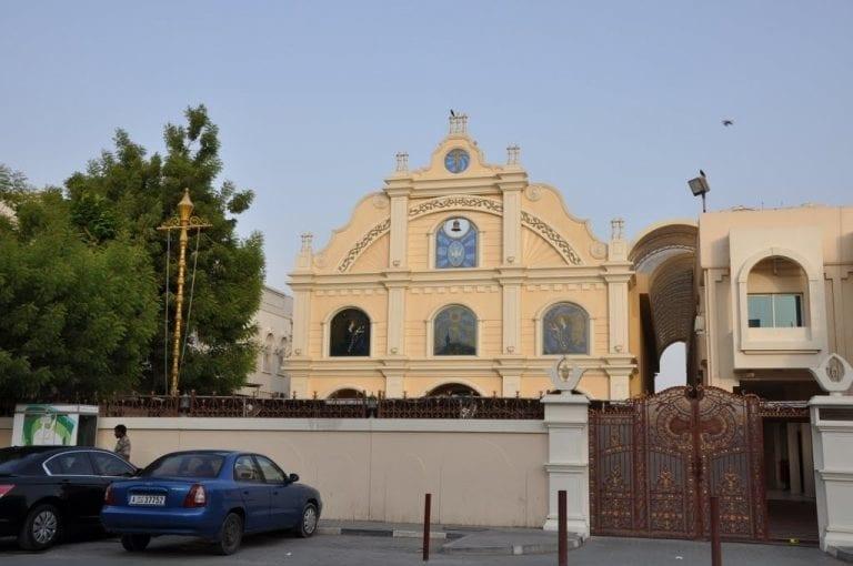 Igreja Saint-Gregory (Sharjah)