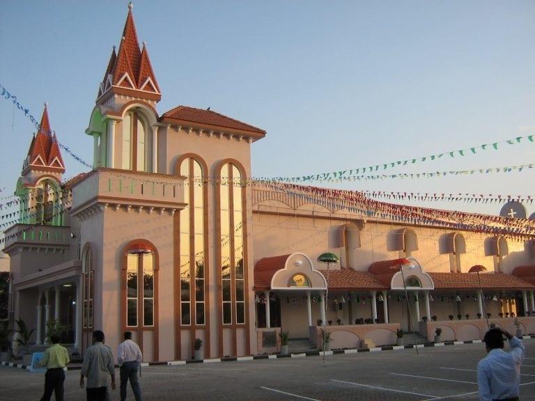 Catedral Ortodoxa de São Tomás (Dubai)