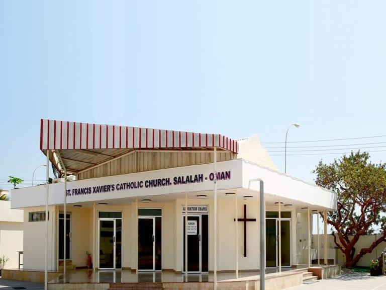 Igreja Saint-Francis Xavier (Salalah)