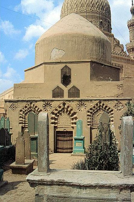 Tumba de Shajarat el Dur / Darih Shajarat al-Durr no Cairo. 1980 e início do século XX.