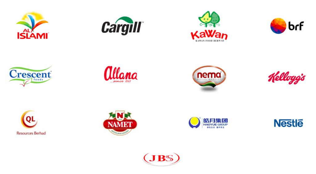 Empresas mundiais que se destacam no mercado de alimentação Halal
