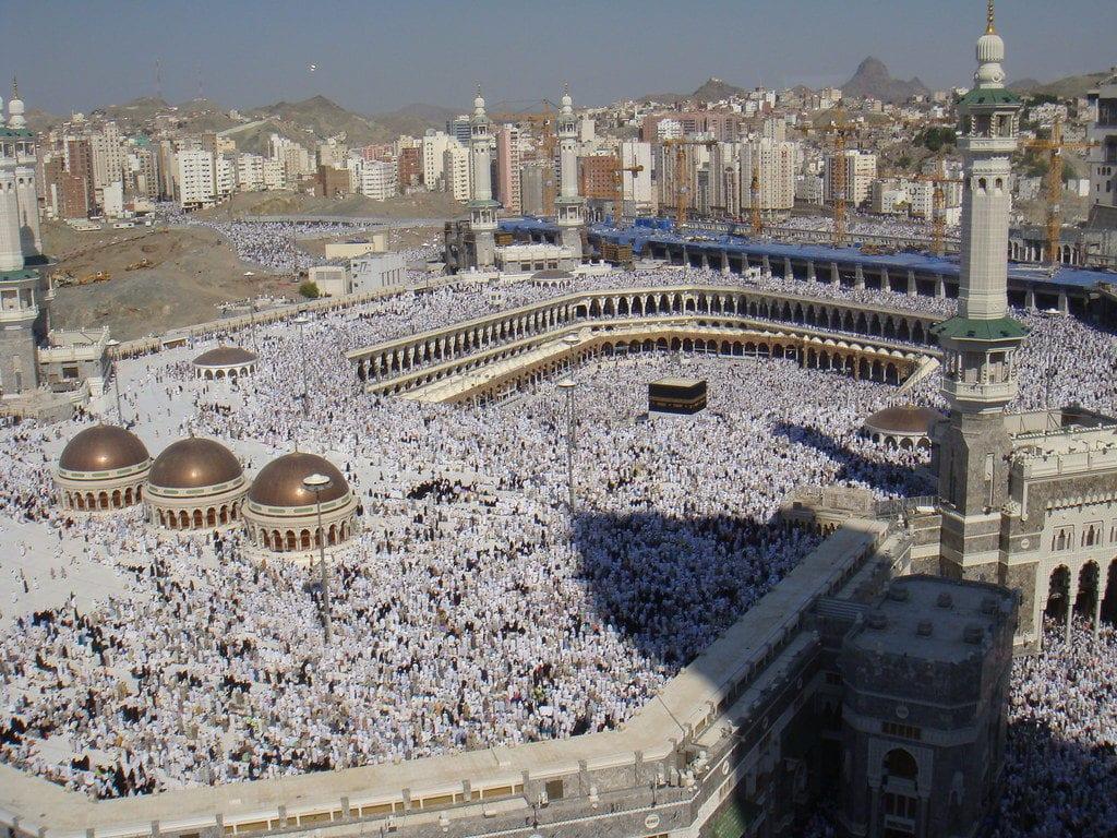 Peregrinação a Meca
