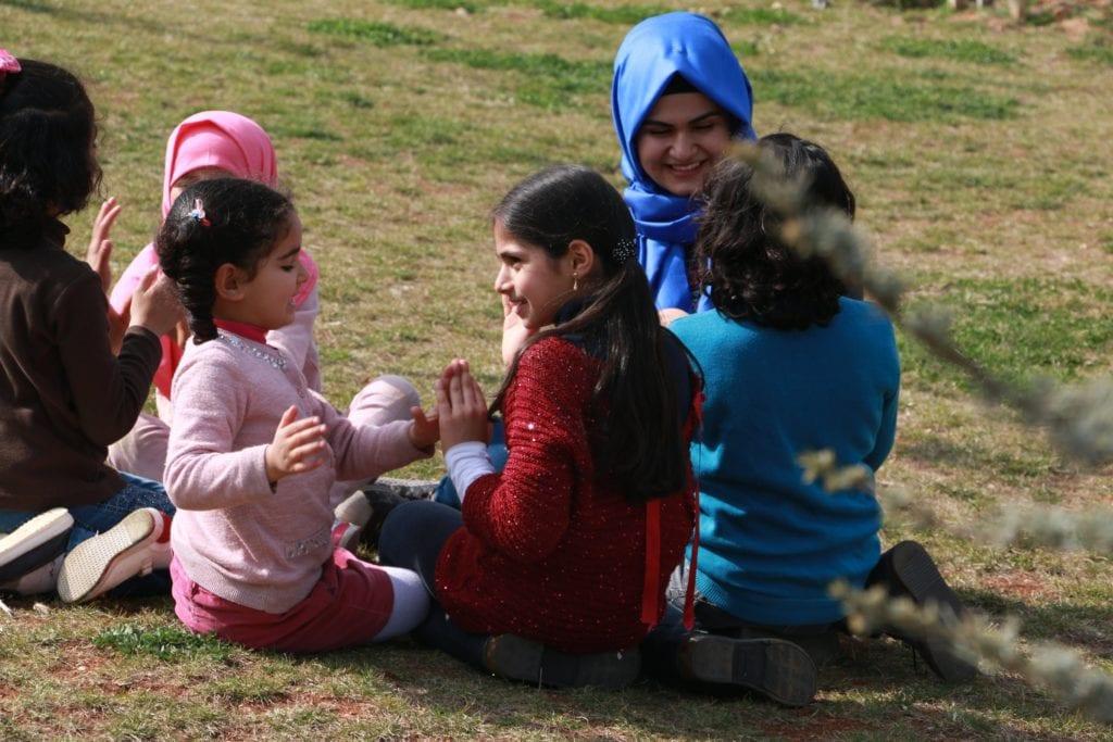 Refugiados na Turquia