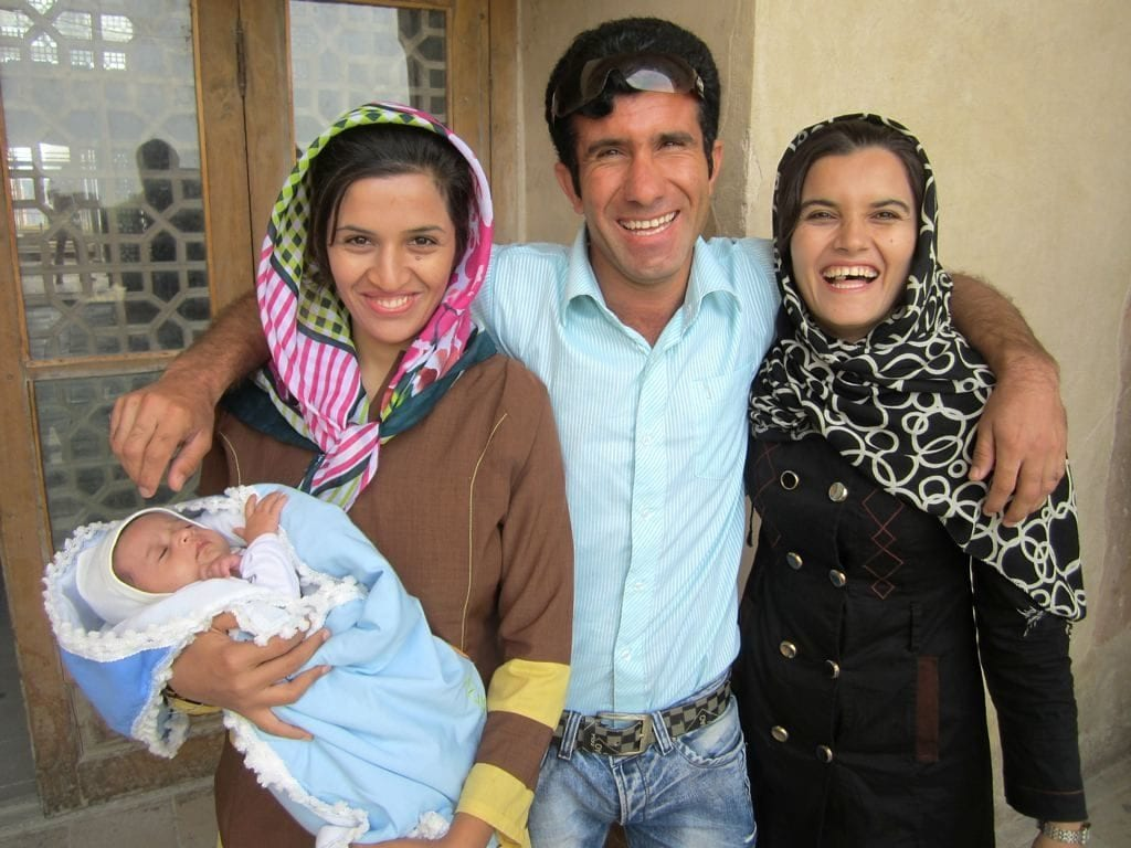 Refugiados no Irã