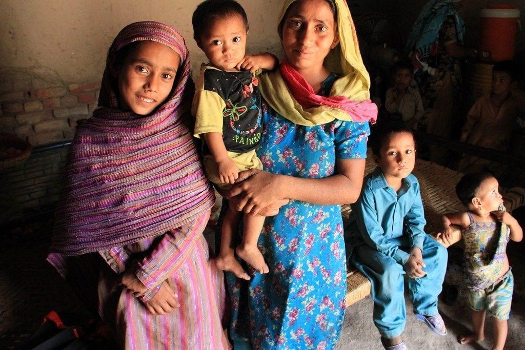 Refugiados no Paquistão