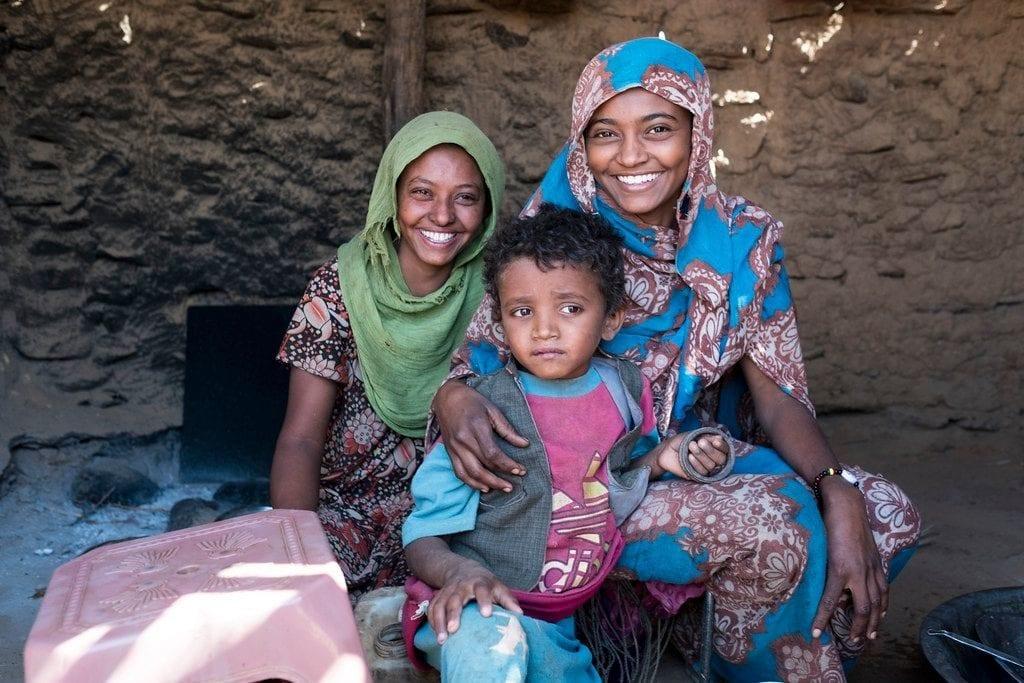 Refugiados no Sudão