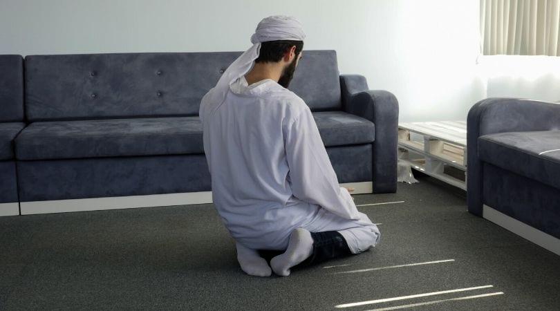 Vestimenta dos homens muçulmanos