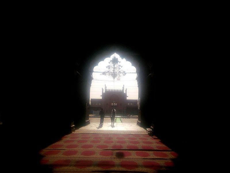 Mesquita Taj Ul na Índia