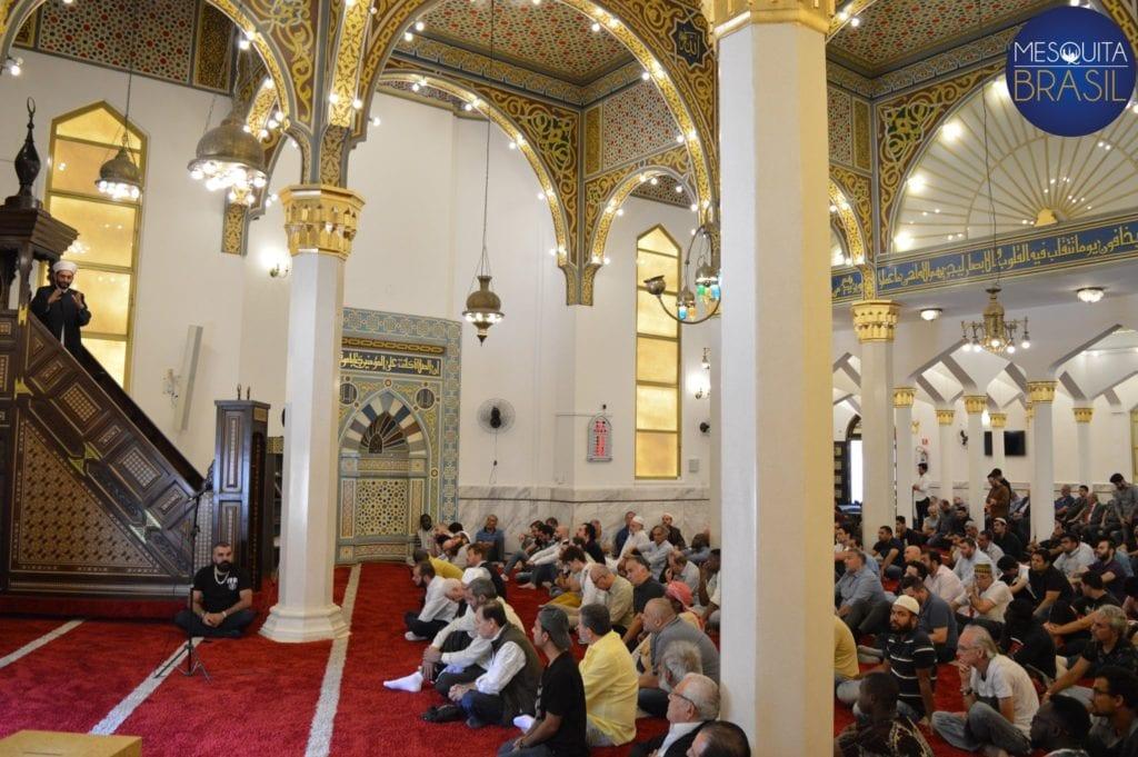 Sermão de Sexta Feira na Mesquita Brasil