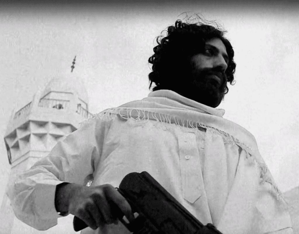 Terrorista Juhayman al-Otaybi, líder do al-ikhwan