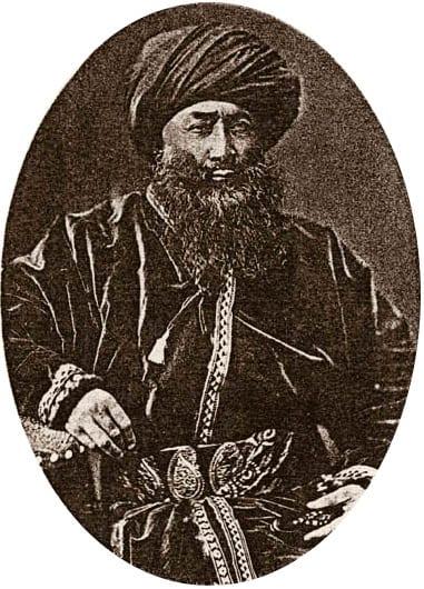 Yaqub-Beg