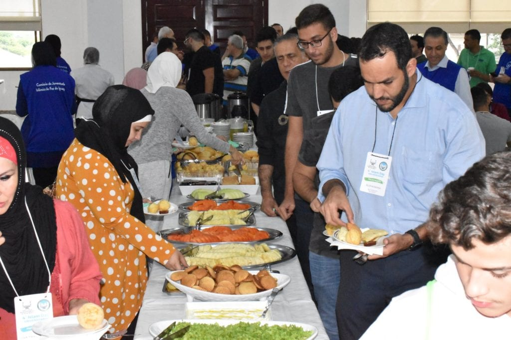 Islam Day Banquete