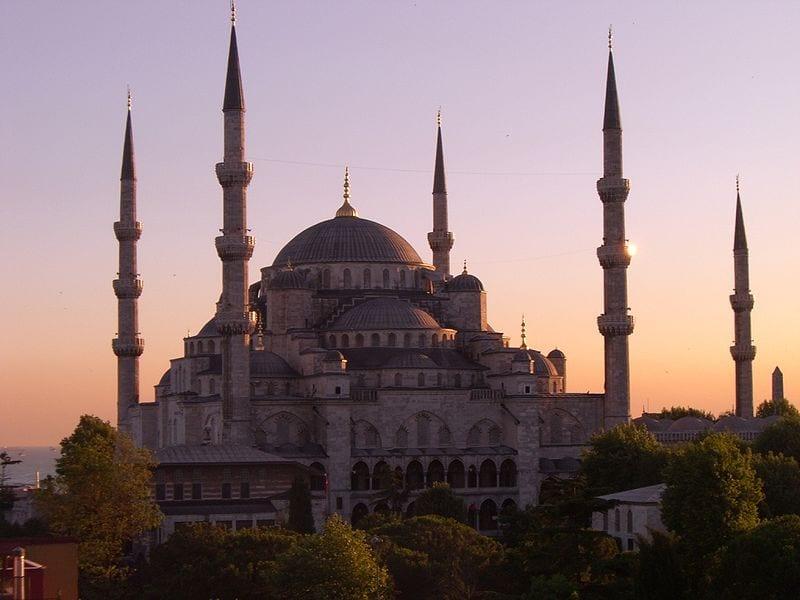 Mesquita Sultão Ahmad