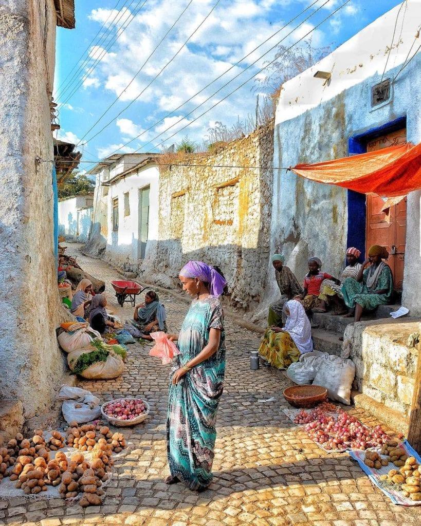 Rua de Harar