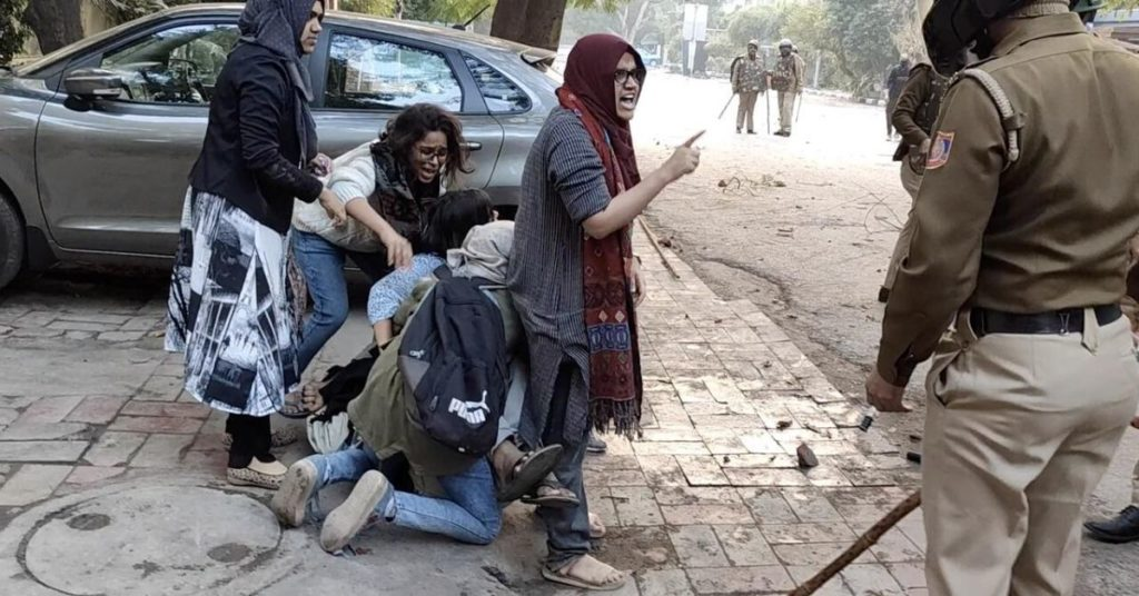 Muçulmanos perseguidos na Índia