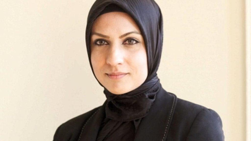 Primeira juíza de hijab