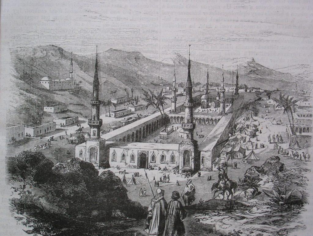 Medina antiga