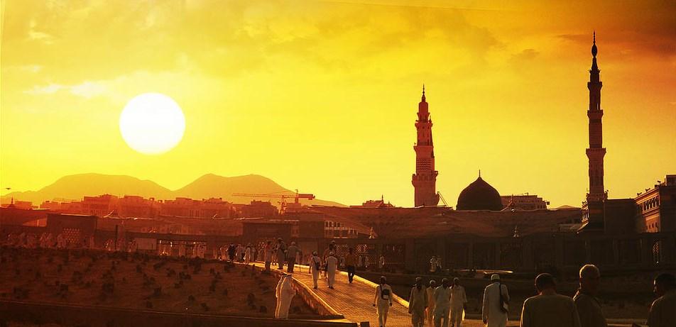 Medina atualmente