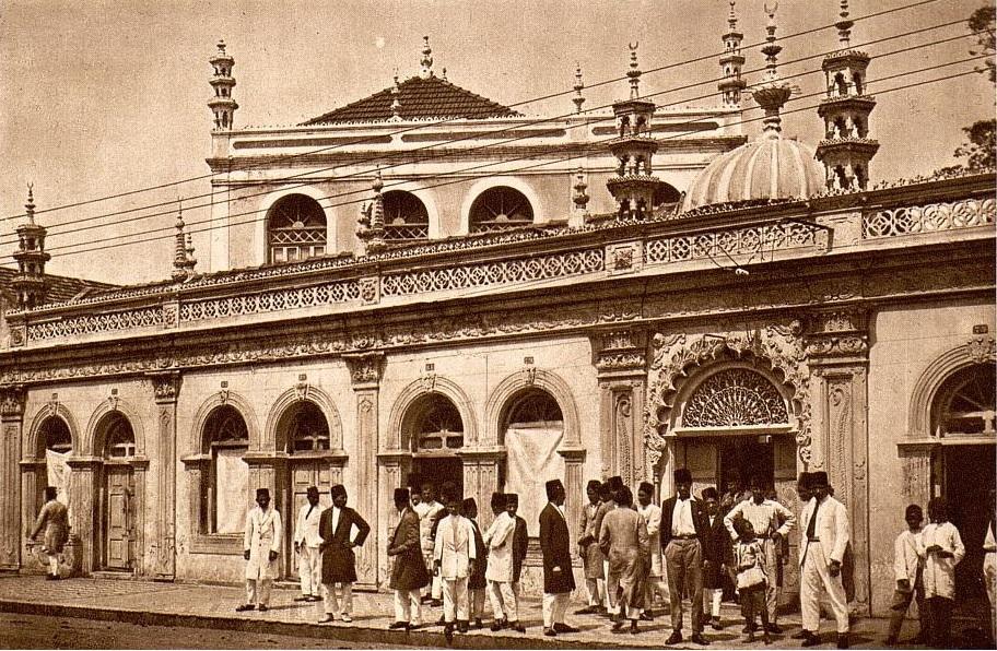 Mesquita Jumma Masjid